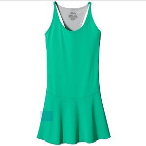 Patagonia Green All Weather Trail Running Dress M